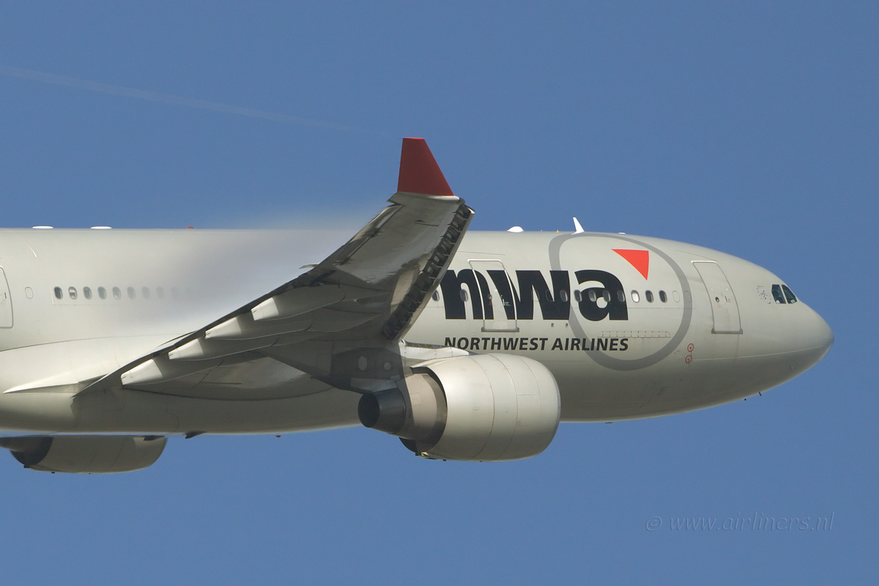 Northwest Airlines pictures and wallpapers NWA Amsterdam