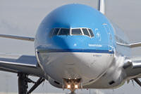 PH-BVB Boeing 777-300 KLM