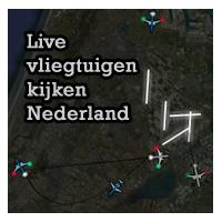 live vliegtuigverkeer volgen vliegverkeer