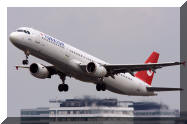 Turkish Airlines TC-JMF Airbus A321