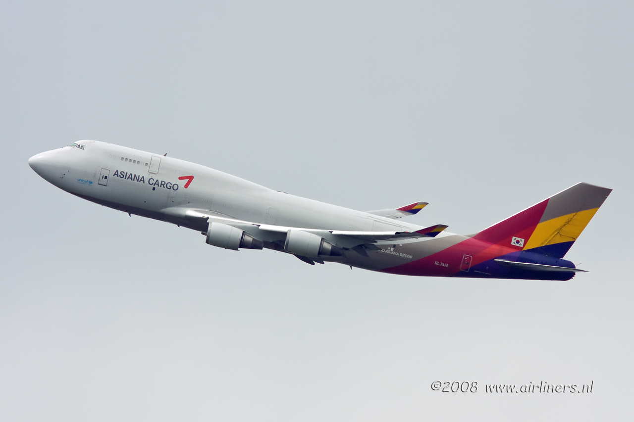 Asiana Cargo wallpapers Schiphol pictures