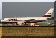 OO-DLI  DHL aircraft wallpaper picture